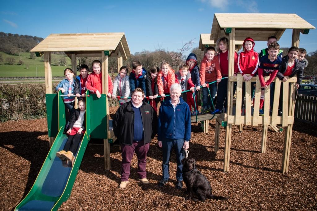 Lord Newborough Invites Schoolchildren To Test Out New